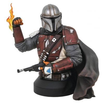 Star Wars The Mandalorian buste 1/6 MK1 15 cm