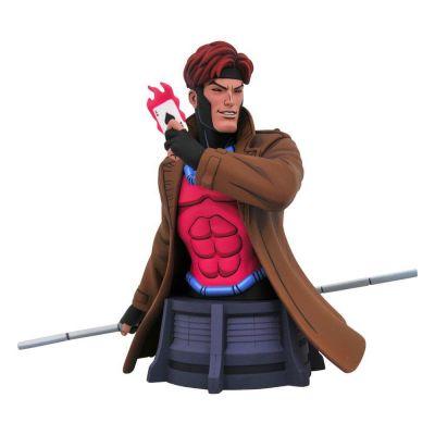 Marvel X-Men Animated Series buste Gambit 15 cm