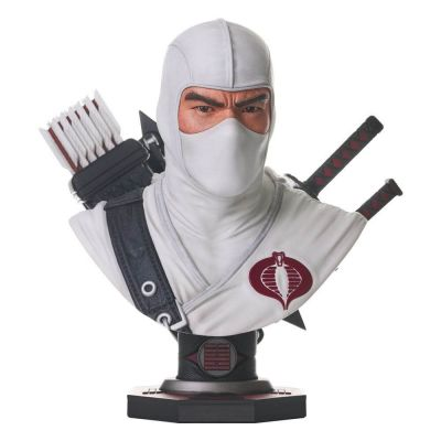 G.I. Joe Legends in 3D buste 1/2 Storm Shadow 25 cm