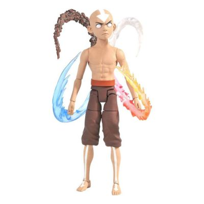 Avatar le dernier maître de l´air Select série 4 figurine Final Battle Aang 18 cm