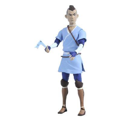 Avatar le dernier maître de l´air Select série 4 figurine Sokka 18 cm