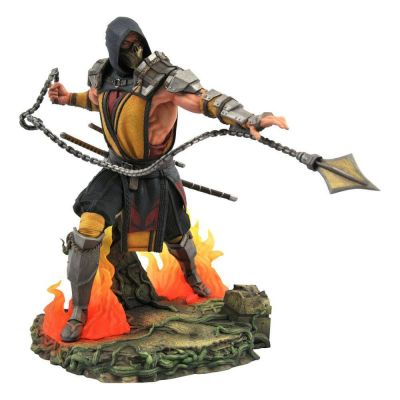 Mortal Kombat 11 Gallery statuette PVC Scorpion