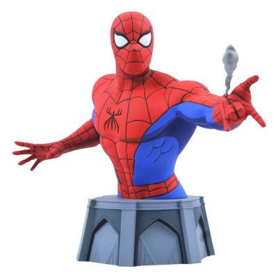 Spider-Man: The Animated Series buste 1/7 Spider-Man 15 cm