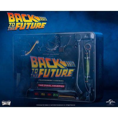 Retour vers le Futur Time Travel Memories Kit Plutonium Edition