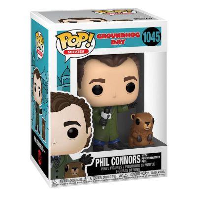 Un jour sans fin POP! & Buddy Vinyl figurine Phil 9 cm
