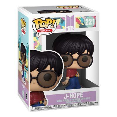 BTS POP! Rocks Vinyl Figurine J-Hope 9 cm