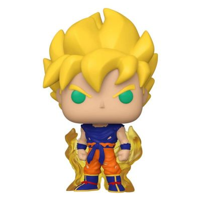 Dragon Ball Z Figurine POP! Animation Vinyl SS Goku (First Appearance) 9 cm