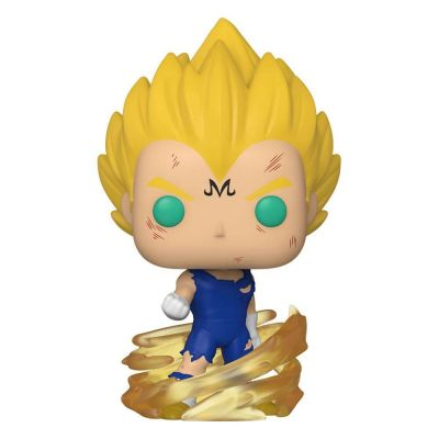 Dragon Ball Z Figurine POP! Animation Vinyl Majin Vegeta 9 cm