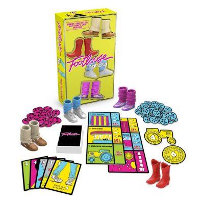 Footloose Party Game jeu de cartes *ANGLAIS*