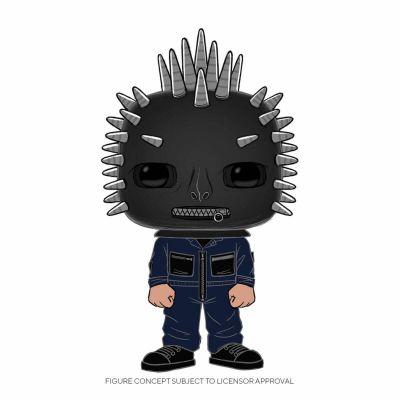Slipknot POP! Rocks Vinyl Figurine Craig Jones 9 cm