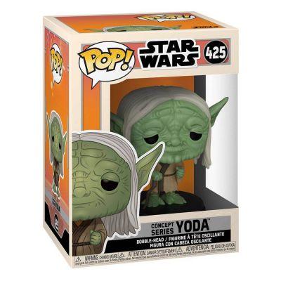 Star Wars Concept POP! Star Wars Vinyl Figurine Yoda 9 cm