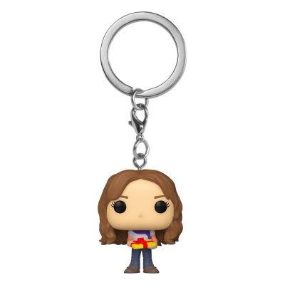 Porte-clés Pocket POP! Vinyl Holiday Hermione  4 cm