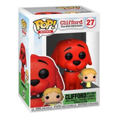 Clifford le gros chien rouge POP! & Buddy Vinyl figurine Phil 9 cm