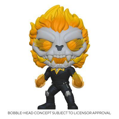 Marvel Infinity Warps Figurine POP! Vinyl Ghost Panther 9 cm