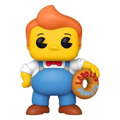 Simpsons Super Sized POP! Animation Vinyl figurine Lard Lad 15 cm