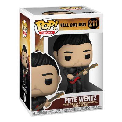 Fall Out Boy POP Rocks Vinyl Figurine Pete Wentz 9 cm