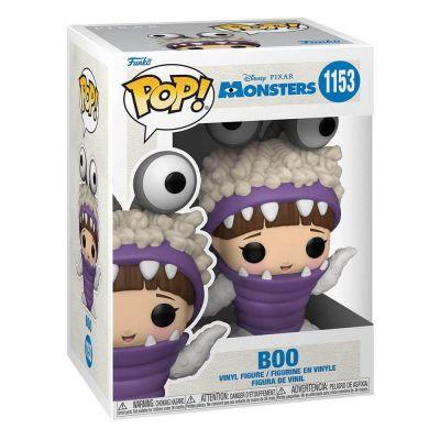 Monstres & Cie 20th Anniversary POP! Disney Vinyl figurine Yeti 9 cm