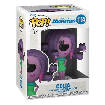 Monstres & Cie 20th Anniversary POP! Disney Vinyl figurine Celia 9 cm