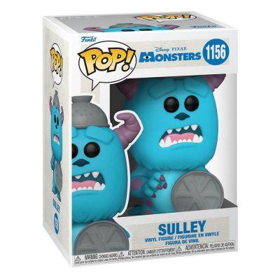 Monstres & Cie 20th Anniversary POP! Disney Vinyl figurine Sulley with Lid 9 cm