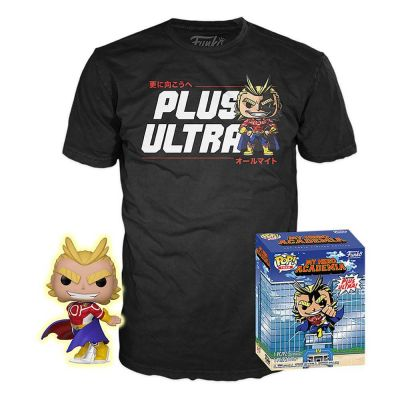 My Hero Academia  POP & Tee All Might Size L