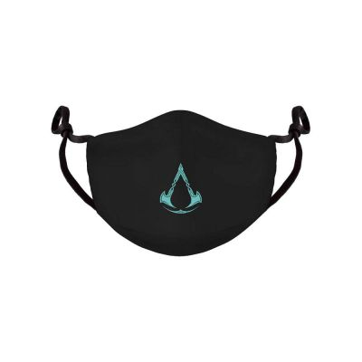Assassins Creed Valhalla Masque en tissu Logo