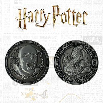 Harry Potter pièce de collection Voldemort Limited Edition