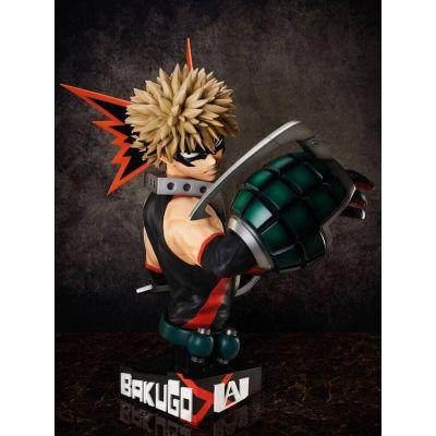 My Hero Academia buste 1/1 Katsuki Bakugo 100 cm