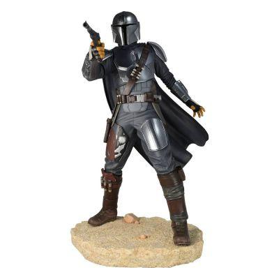 Star Wars The Mandalorian statuette Premier Collection 1/7 The Mandalorian MK 3 25 cm