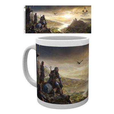 Assassins Creed Valhalla mug Vista
