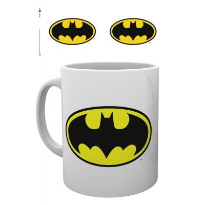 Batman mug Bat Symbol