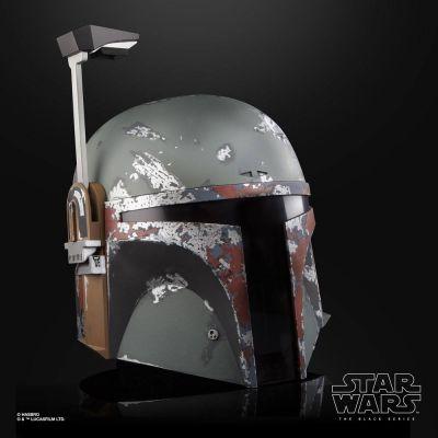 Star Wars Black Series casque électronique premium Boba Fett