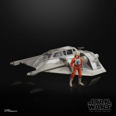 Star Wars Episode V Black Series véhicule avec figurine 2020 Snowspeeder & Dak Ralter