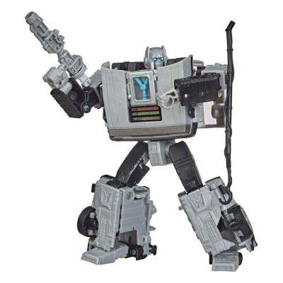 Transformers x Retour vers le futur figurine Delorean 14 cm
