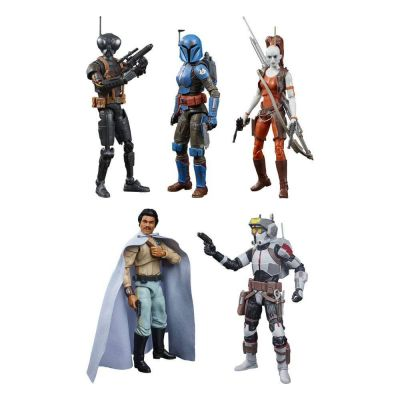 Star Wars Black Series 2021 Wave 3 assortiment figurines 15 cm (6)