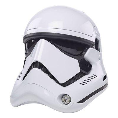 Star Wars Episode VIII Black Series casque électronique First Order Stormtrooper
