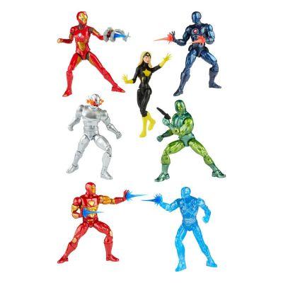 Iron Man Marvel Legends Series 2021 Wave 1 assortiment figurines 15 cm (7)