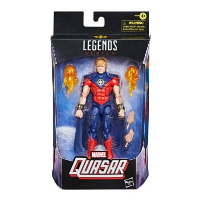 Marvel Legends Series figurine 2021 Quasar 15 cm