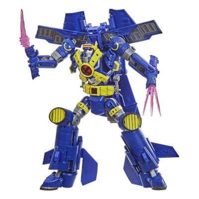Transformers x Marvel X-Men Animated figurine Ultimate X-Spanse 22 cm