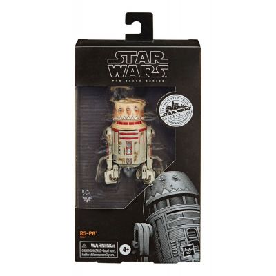 Star Wars Galaxy's Edge Black Series figurine 2020 R5-P8 15 cm