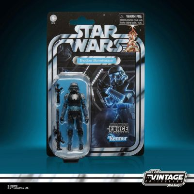 Star Wars Vintage Collection Gaming Greats figurine 2021 Shadow Stormtrooper (The Force Unleashed)