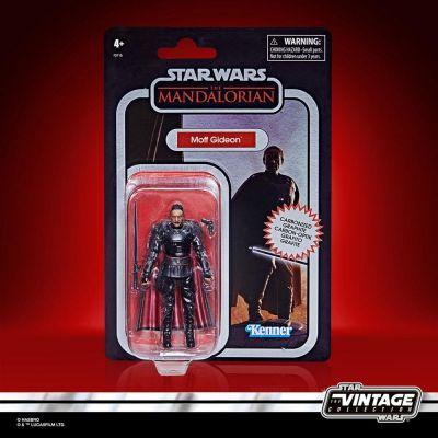 Star Wars The Mandalorian Vintage Collection Carbonized figurine 2021 Moff Gideon 10 cm