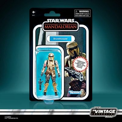 Star Wars The Mandalorian Vintage Collection Carbonized figurine 2021 Shoretrooper 10 cm