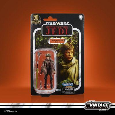 Star Wars Episode VI Vintage Collection figurine 2021 Luke Skywalker (Endor) 10 cm