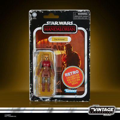 Star Wars The Mandalorian Retro Collection figurine 2022 The Armorer 10 cm