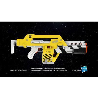 Aliens le retour NERF LMTD M41A Pulse Blaster