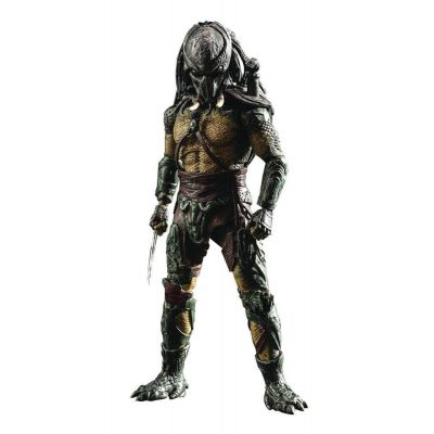 Predators figurine 1/18 Tracker Predator Previews Exclusive 11 cm