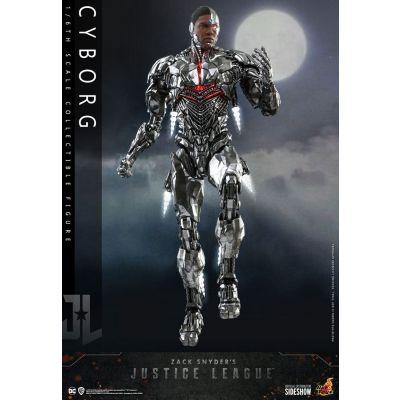 Zack Snyder`s Justice League figurine 1/6 Cyborg 32 cm