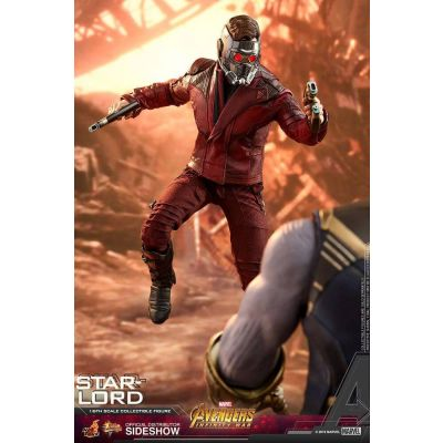 Avengers: Infinity War figurine Movie Masterpiece 1/6 Star-Lord 31 cm