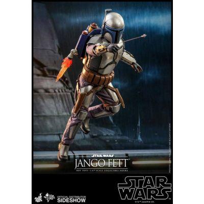 Star Wars Episode II figurine Movie Masterpiece 1/6 Jango Fett 30 cm