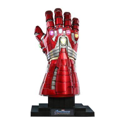Avengers : Endgame réplique Life-Size Masterpiece 1/1 Nano Gauntlet Hulk Ver. 71 cm
